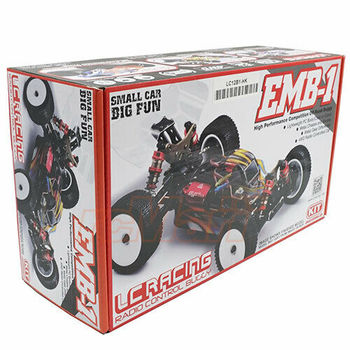 LC LENKTYNĖS 1:12 LC12B1 Mini Brushless 4WD Buggy Kit EP RC Automobilių Off Road #LC12B1-HK