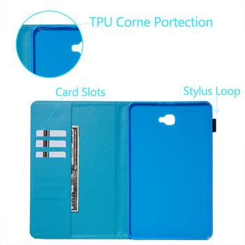SM-T585 Tablet Case For Samsung Galaxy Tab A6 10.1